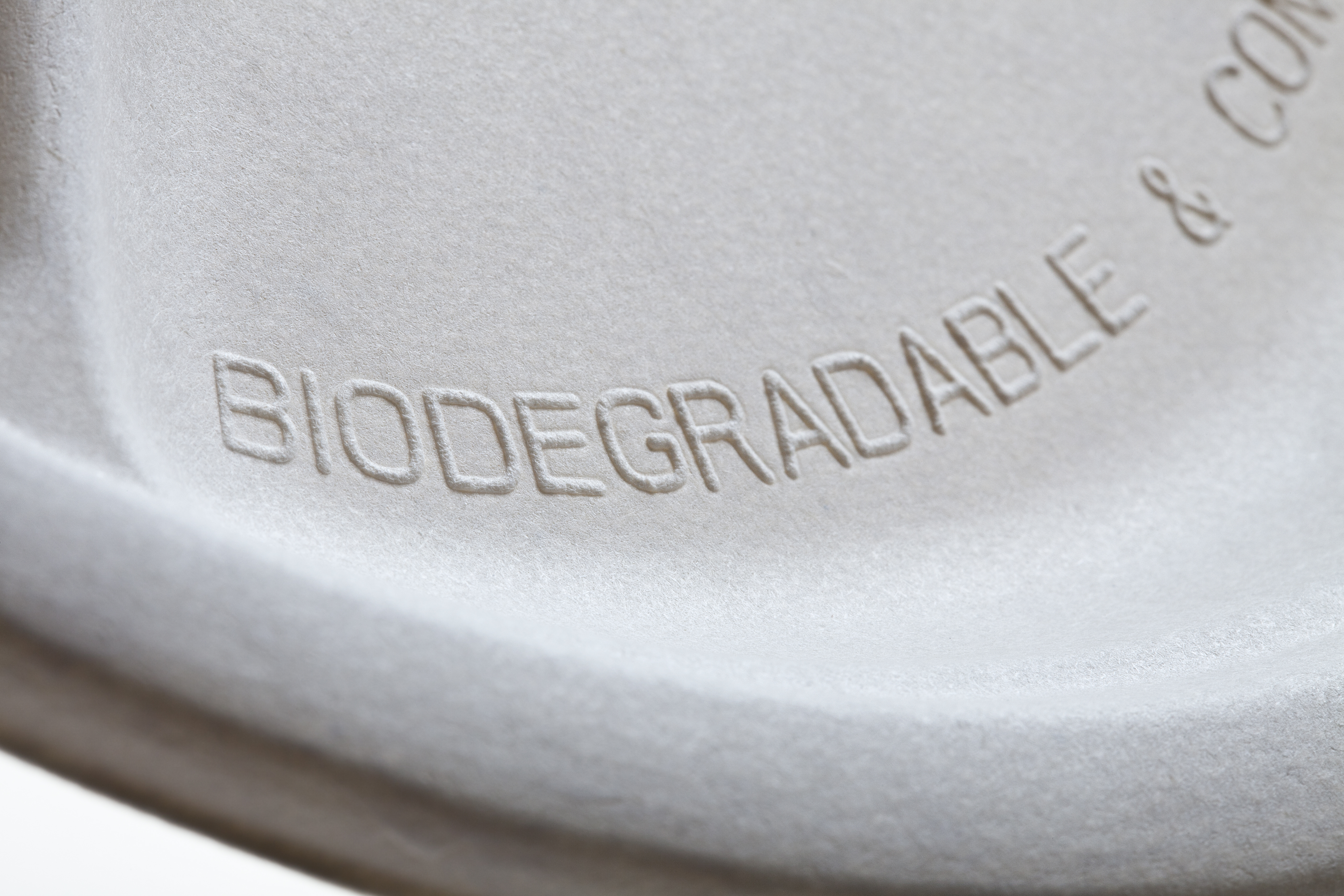 Bio-based, biodegradable packaging for convenience foods
