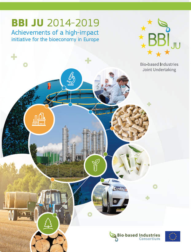 BBI JU 2014-2019 Achievements of a high-impact initiative for the bioeconomy in Europe