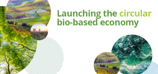 BBI JU: launching the circular bio-based economy