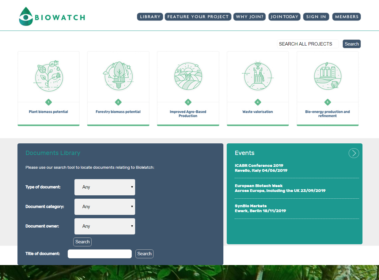 BIOWAYS is a BBI JU project that works for increasing public awareness of bio-based products on the European bioeconomy.