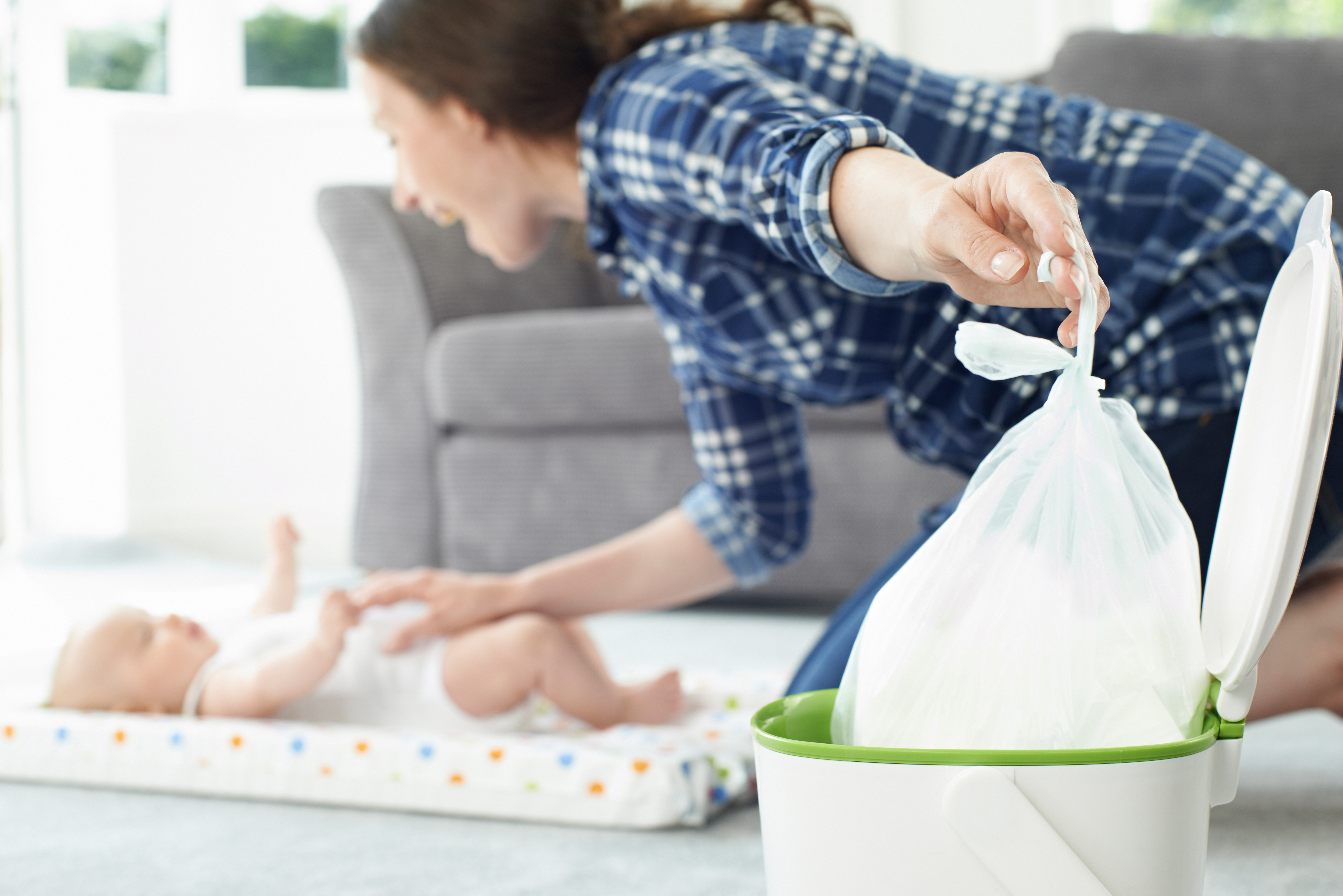 BBI JU EMBRACED project: Moving Europe's mountain of nappies from landfill to helping create useful bio-based products